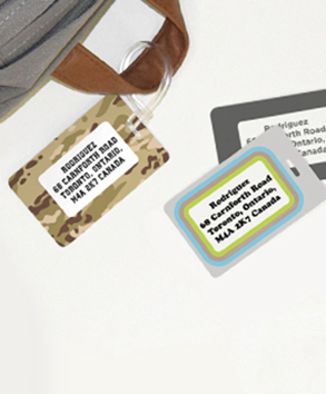 Large Bag Tag