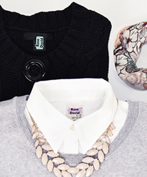Stick-eez™ Clothing Labels